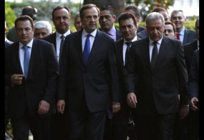 Yunanistan'da yeni hükümet görevine başladı