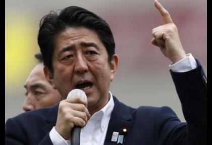 Abe seçim testini geçti