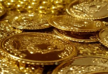 Altın üretiminde rekor kırdı