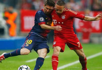 Bayern Münih – Barcelona maçı