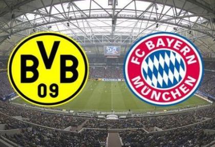 Borussia Dortmund-Bayern Münih maçı canlı izle / TRTHaber, TRT HD canlı yayın - FUTBOL ŞÖLENİ