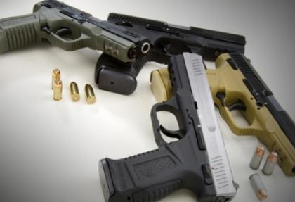 """""""CANİK"""" ve """"SARSILMAZ"""" yerli tabancalar 50 bin atım testini geçti"""