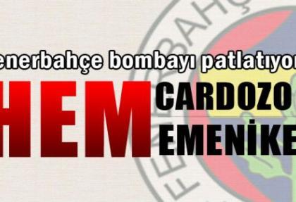 Cardozo ve Emenike, Fenerbahçe yolunda