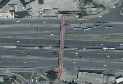 Cevizlibağ metrobüs istasyonu genişletiliyor