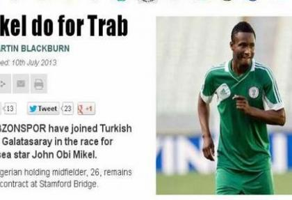 Chelsea'li yıldıza Trabzonspor da talip