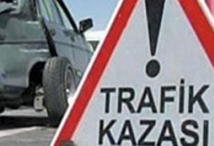 Çine'de trafik kazası: 2 yaralı