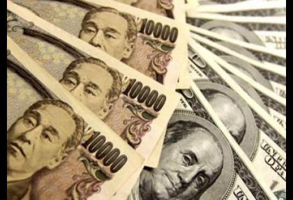 Dolar/Yen tahminini yükseltti