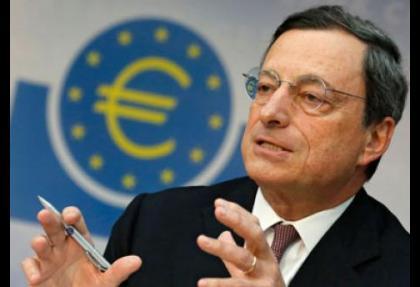 Draghi'den faiz indirim sinyali