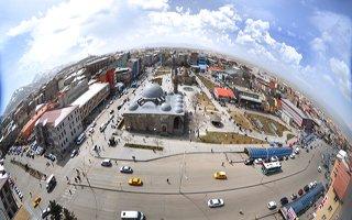 Erzurum'un dadaşları için bir ilk gerçekleşiyor..
