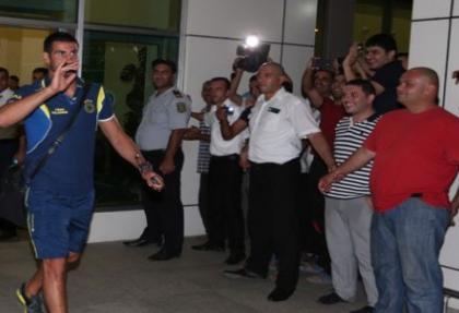 Fenerbahçe Azerbaycan'da