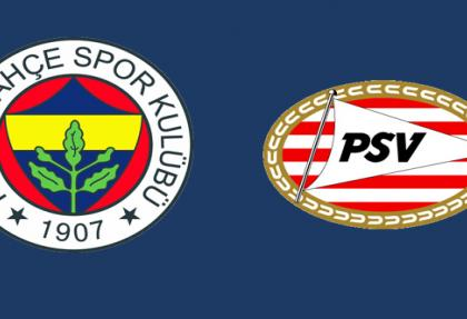Fenerbahçe PSV Eindhoven (Startta kaldı)