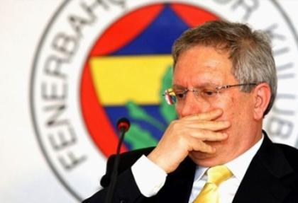 Fenerbahçe'de Aziz Yıldırım'a SPK şoku