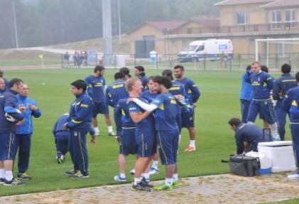 Fenerbahçe'nin kamp günlüğü