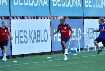 Galatasaray Malaga'ya hazır