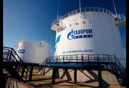 Gazprom Avrupa'da ayağa kalktı