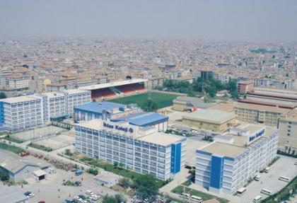 'İhlas Koleji Projesi' dünyaya açılıyor