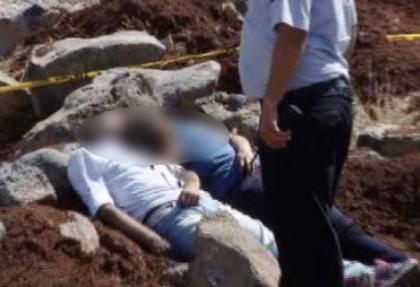 İki genç kafalarından vurulmuş halde bulundu