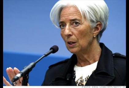 IMF Başkanı'ndan korkutan uyarı