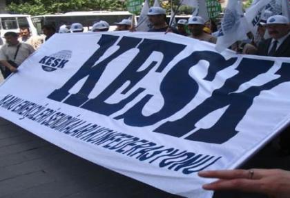 KESK, toplu sözleşme taleplerini açıkladı