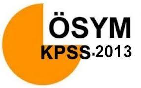 6-7 Temmuz KPSS öğretmenlik ve Kamu A grubu