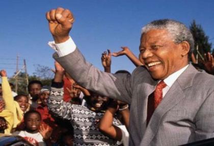 'Mandela günü' coşkuyla kutlandı