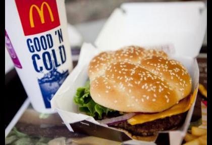 McDonald's karını yüzde 5 arttırdı