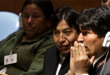 Morales'ten ABD'ye şok suçlama