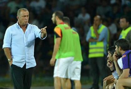 Napoli- Galatasaray maçında gözler ondaydı