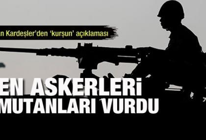 """""""Ölen askerleri, komutanları vurdu"""""""