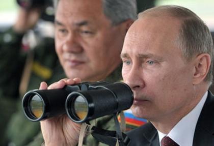 Putin, 160 bin kişilik dev tatbikatta