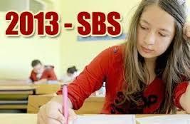 2013 SBS sonuçları açıklandı - 12 Temmuz