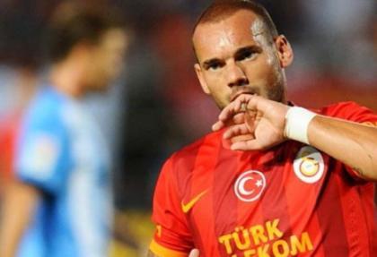 Sneijder'den Jose Mourinho itirafı
