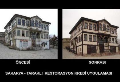 TOKİ'den restorasyon kredisi