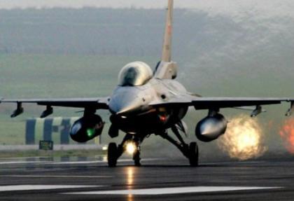 TSK alarma geçti, F-16'lar havalandı