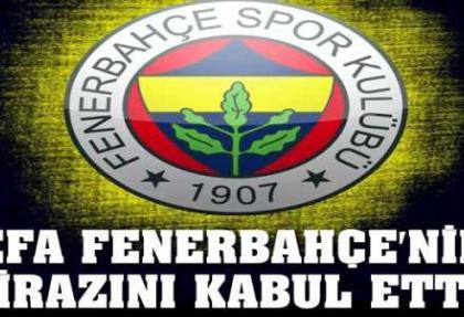 UEFA, Fenerbahçe kararı nı açıkladı