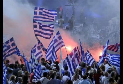 Yunanistan için geri sayım