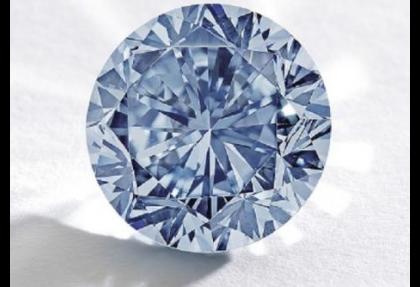 19 milyon dolarlık mavi elmas satışa çıkıyor