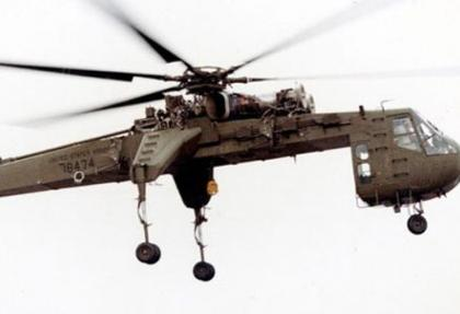 ABD askeri helikopteri düştü