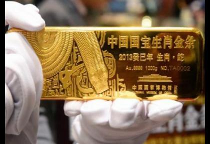 Altın denince akla Çin gelecek