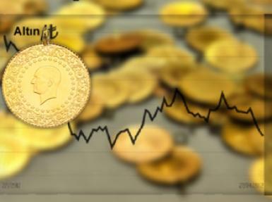 Altın fiyatları ve dolar düşüşe geçti