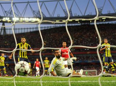 Arsenal Fenerbahçe maçında 2 Gol - İşte ayrıntılar