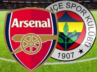 Arsenal Fenerbahçe maçından 1 Gol - Canlı Anlatım