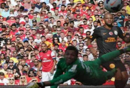 Arsenal Galatasaray Maç özeti izle | Tamamı hd full