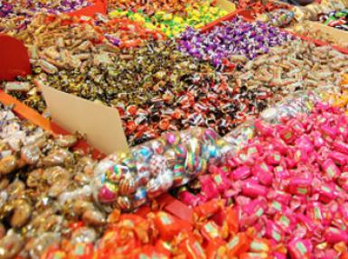 Bayram şekeri sahtekarlığına dikkat edin!
