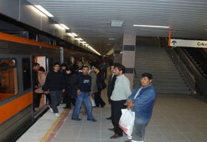 Bayramda metro ve otobüs ücretsiz