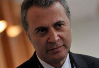 """Beşiktaş Başkanı Orman: """"Bir transfer daha yapabiliriz"""""""