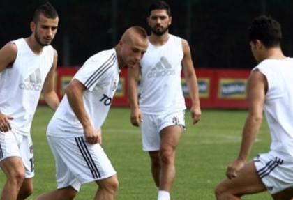 Beşiktaş, Tromsö maçı hazırlıklarına ara vermeden başladı