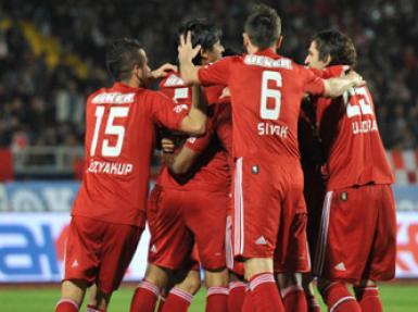 Beşiktaş Tromsö maçının 11'i açıklandı