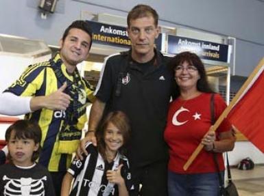 Beşiktaş Tromsö'ye ulaştı