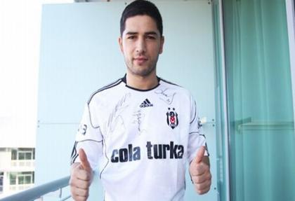 Beşiktaşlı futbolcu gözaltına alındı